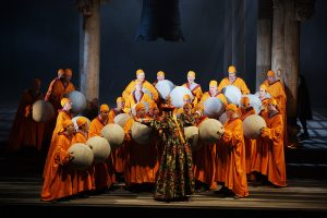 Semele , 2009, Opera, Theatre Royal de La Monnaie, Brussels, Belgrum