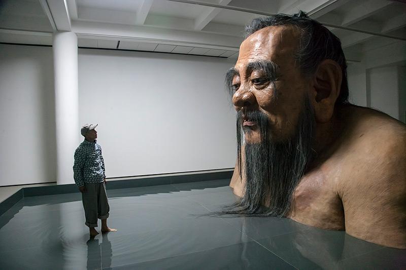 Zhang-Huan-Portrait