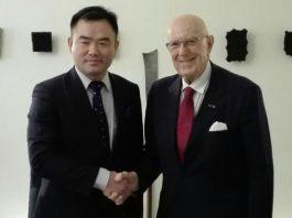 Istituto Italo Cinese incontra China Fashion Association