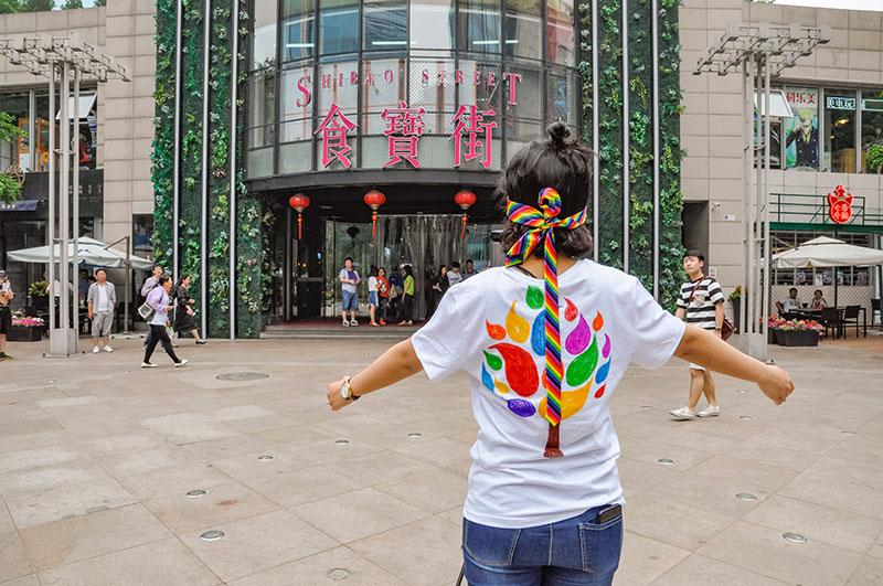 diritti lgbt a Beijing