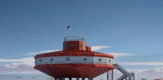 basi polari cinesi-La quarta stazione di ricerca scientifica cinese in Antartide, la Stazione Taishan