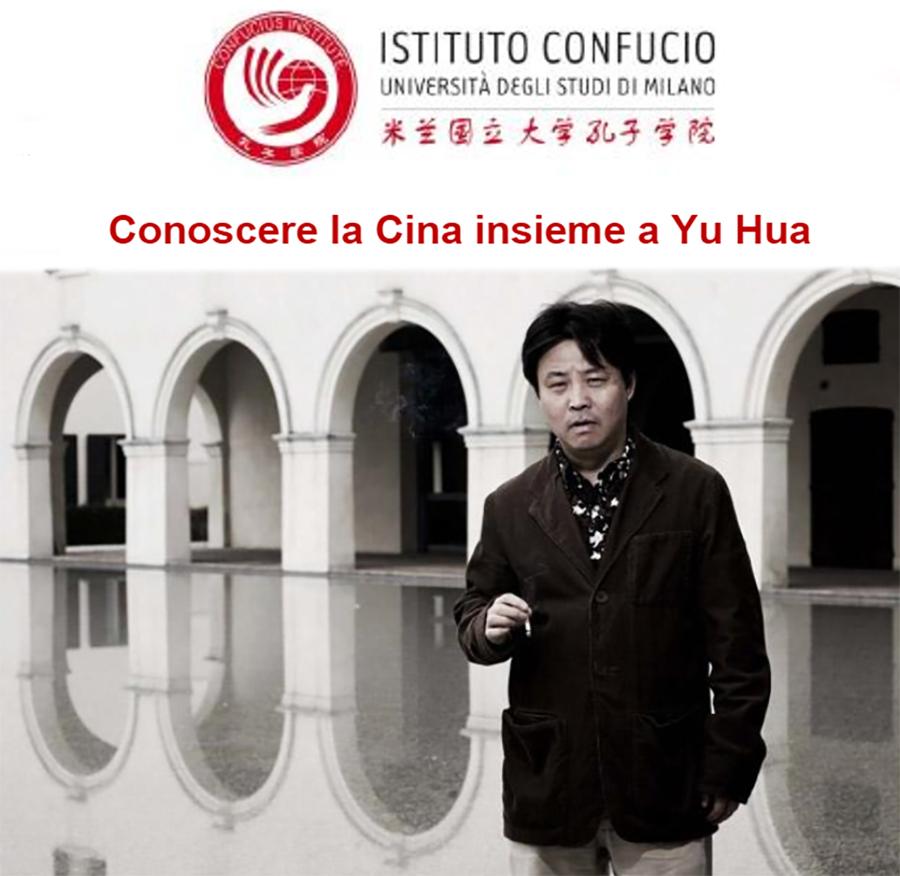 Conoscere la Cina insieme a Yu Hua