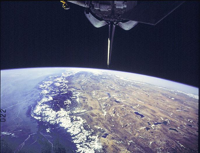 NASA-Himalaya-Tibet