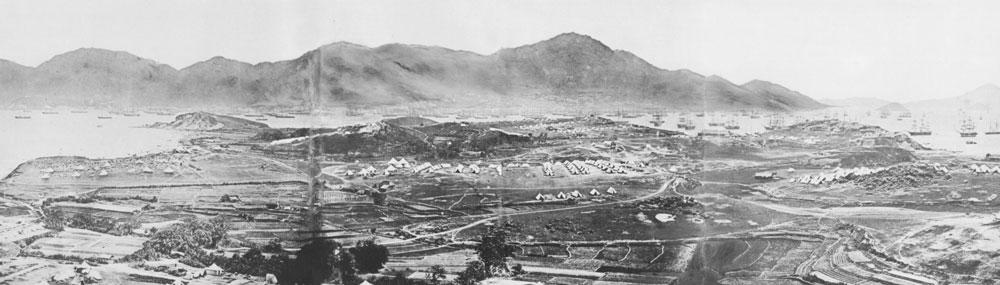 Hong Kong, 1860