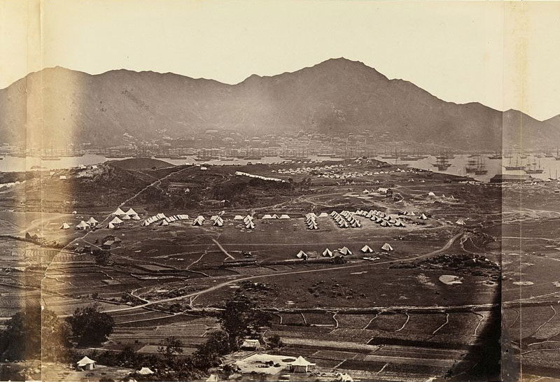 Kowloon, Hong Kong, 1860