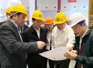 Ministro del commercio cinese Zhong Shan
