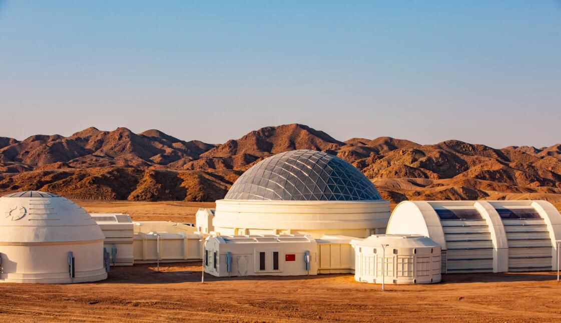 C-Space-Project-Mars-Base