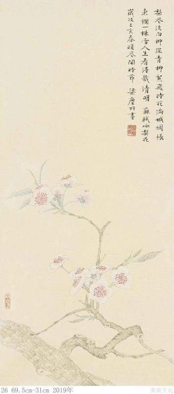 Percorsi pittorici tra Cina antica e contemporanea-Liang-Chenyu