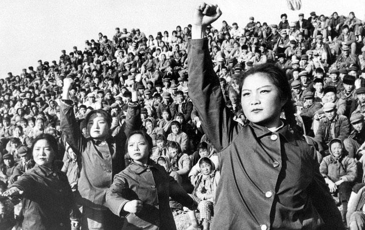 Revolutionary Women. Image: Online