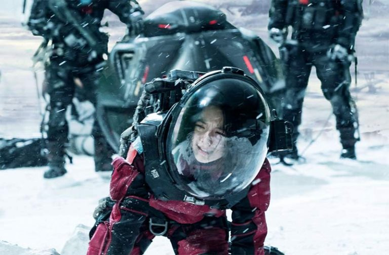 The Wandering Earth netflix