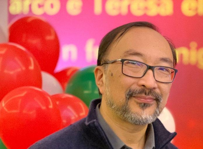 Marco Wong intervista