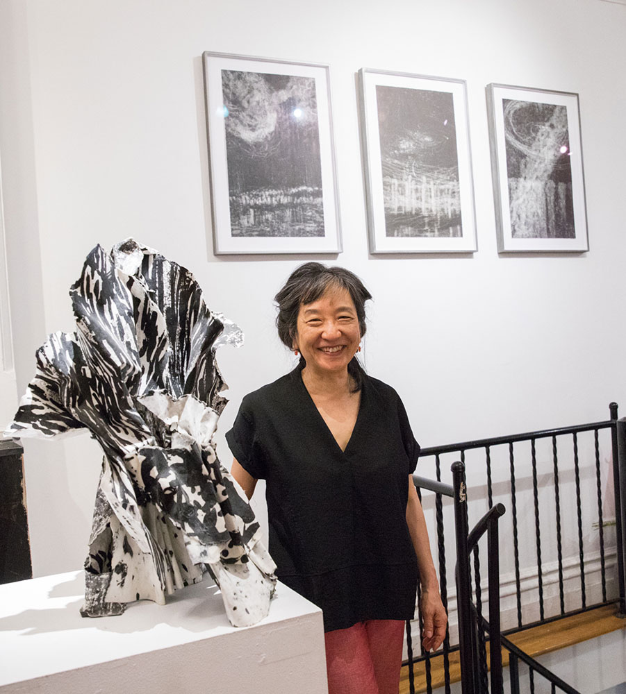 Intervista all'artista Hilda Shen