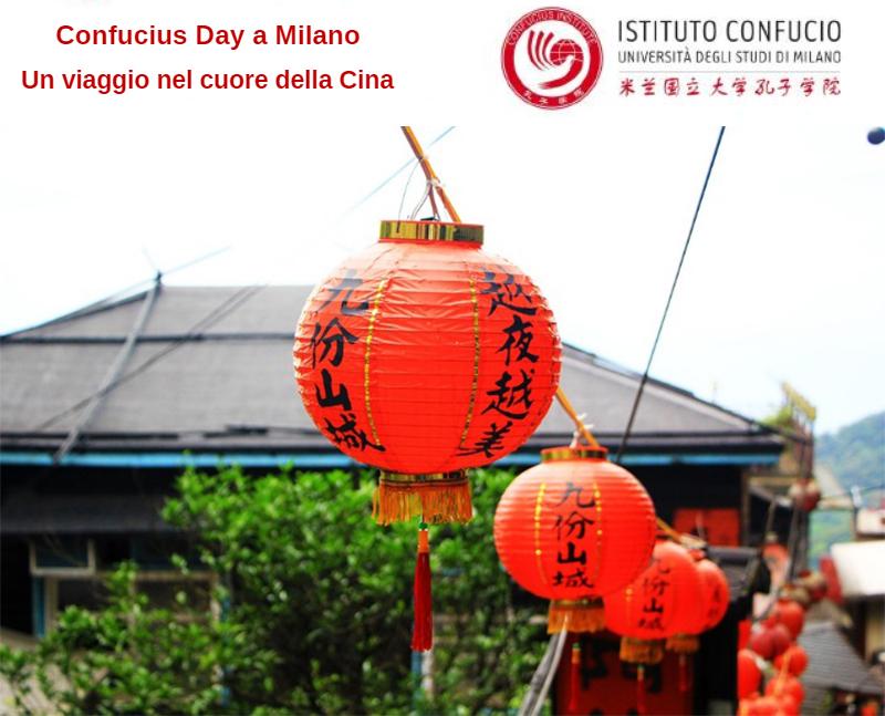 Confucius Day a Milano 2019
