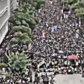 sciopero studenti hong kong