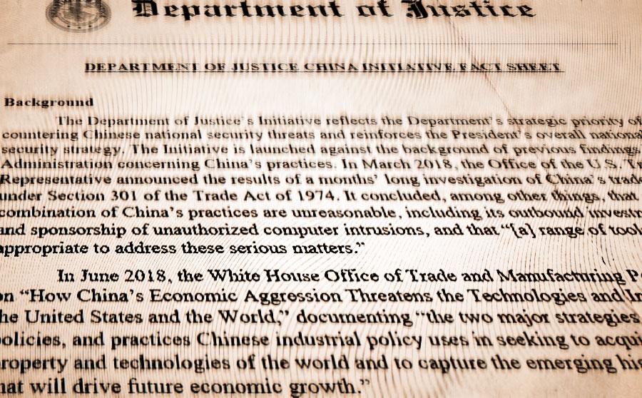 furti segreti commerciali Cina