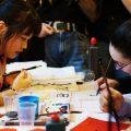 Laboratorio di calligrafia_Confucius Day Milano
