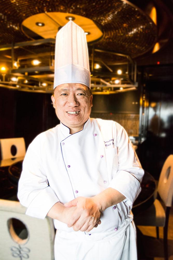 Chef Matt Chen