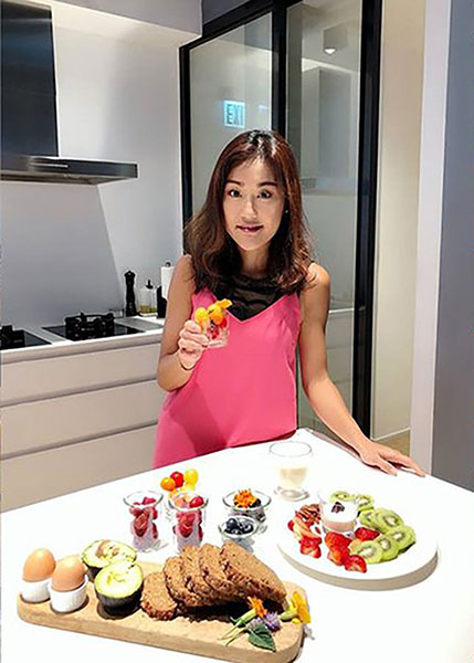 michelle lau nutrizionista cinese