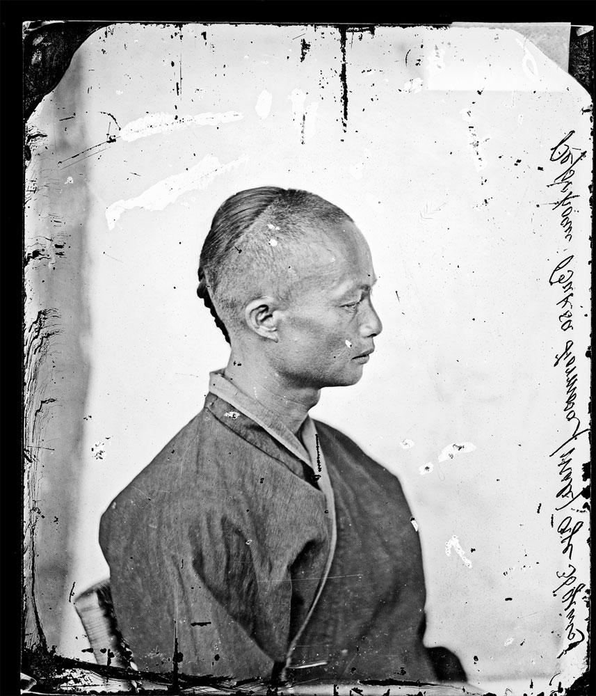 Pepohoan, Baksa, Formosa (maschio) età 36 anni.