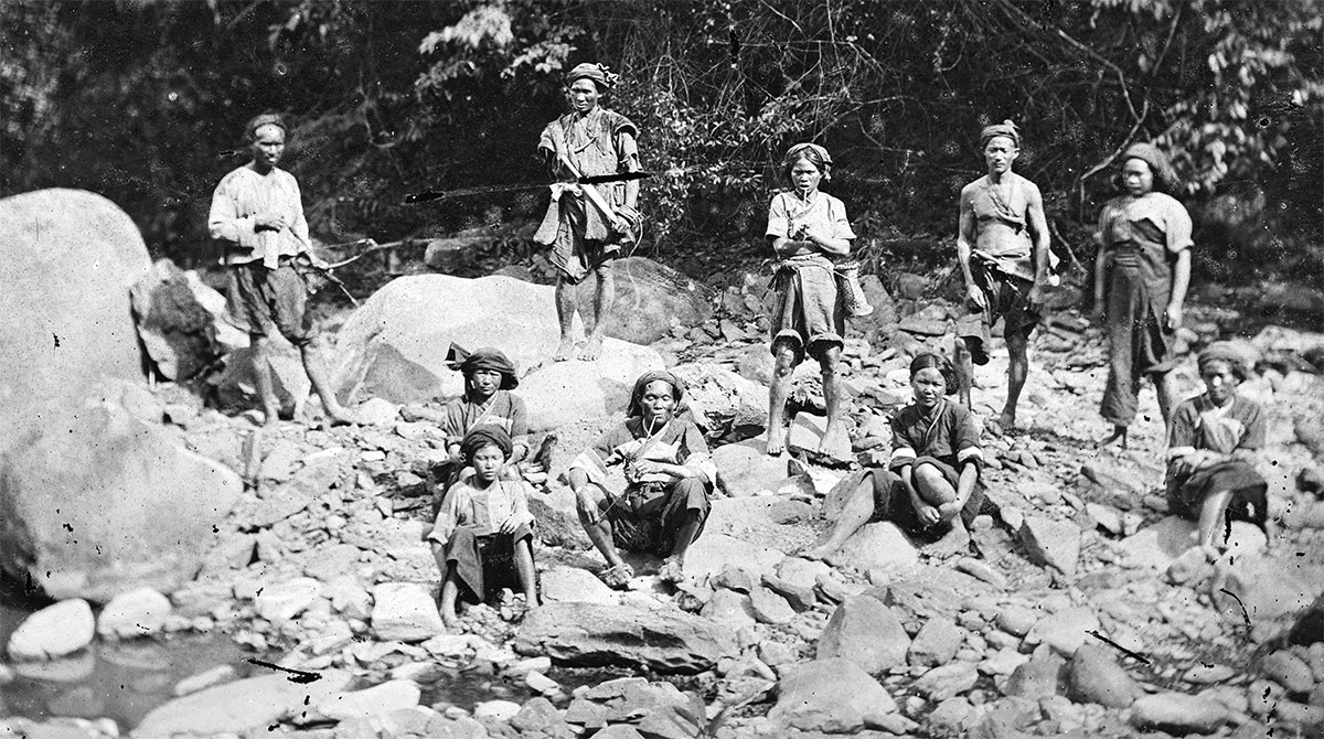 Un gruppo di pescatori_aborigeni_taiwanesi