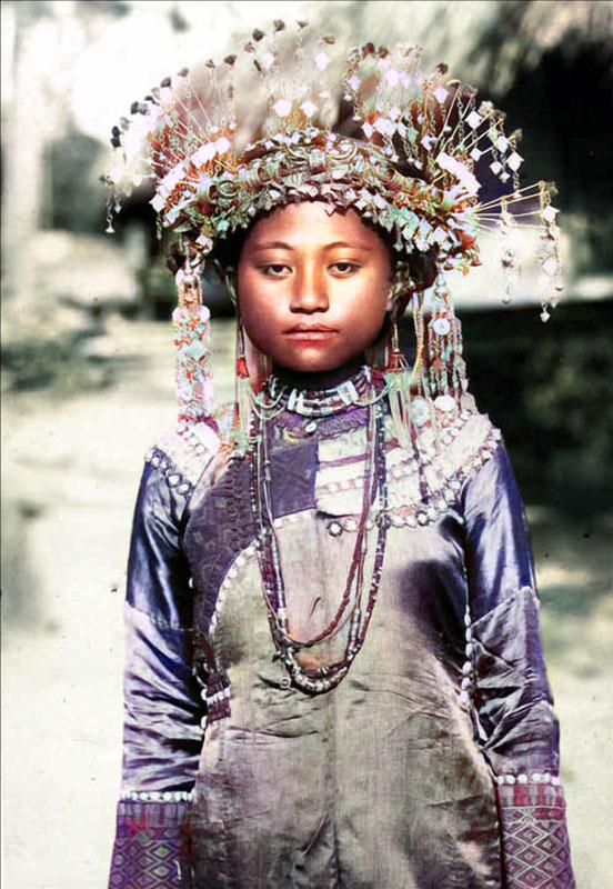 ragazza aborigena