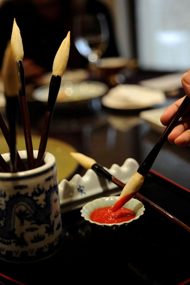 chef yu bo cucina sichuanese