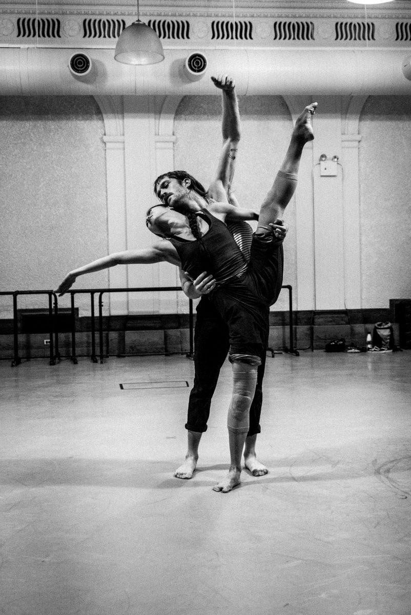 PeiJu Chien-Pott danza classica