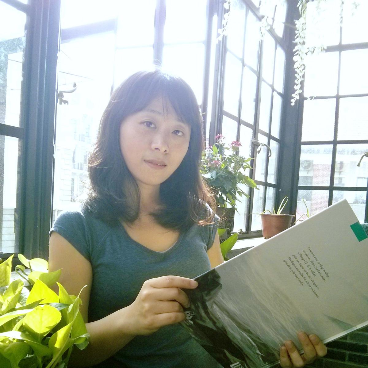 qu lan illustratrice cinese