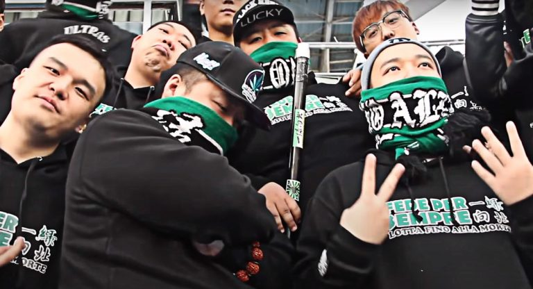 Il rapporto tra la sotto cultura Punk Pechinese ed il Beijing Guoan, storica squadra di Chinese Super League