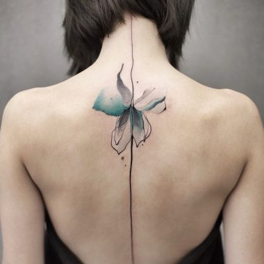 Intervista alla tatuatrice Chen Jie