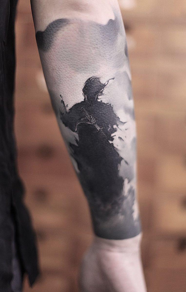 Chen Jie tatuaggi cinesi