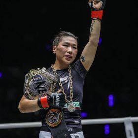 Intervista con Xiong  Jingnan, campionessa mondiale ONE di Strawweight femminile