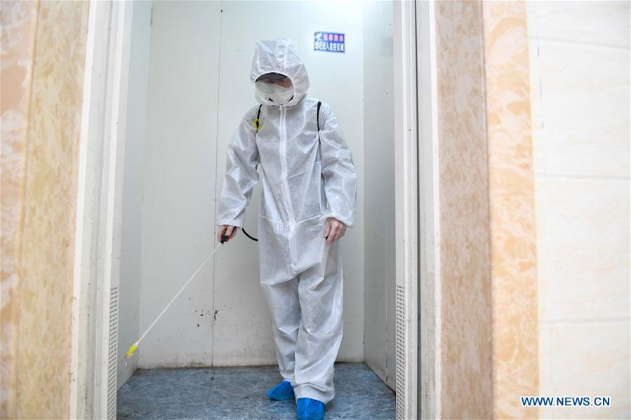 La Cina aumenta le misure restrittive a Shulan a causa del coronavirus