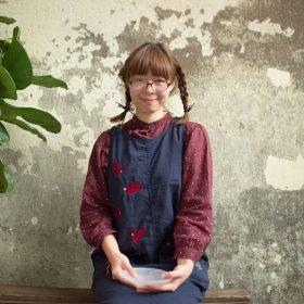Intervista con la Mastra Vetraia Meng Du