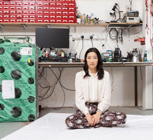 Intervista alla Designer ed Artista Multimediale Jiaya Liu