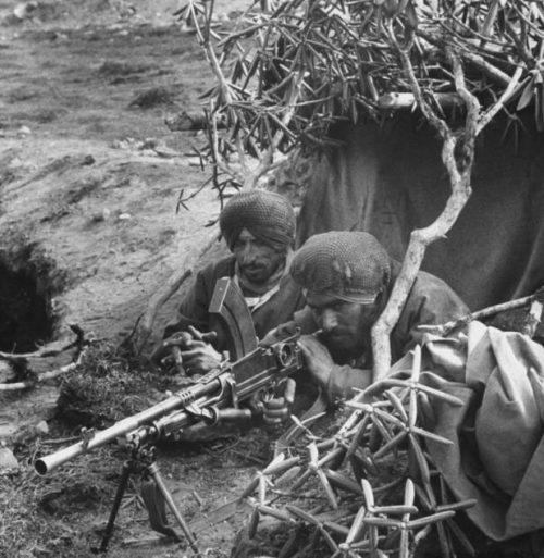 Immagini storiche della Guerra Sino-Indiana del 1962