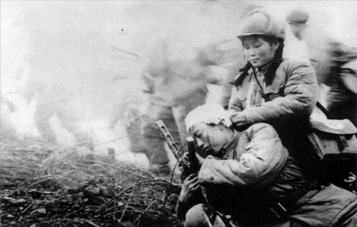 La Guerra di Corea per immagini