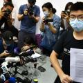 Hong kong elezioni rinviate