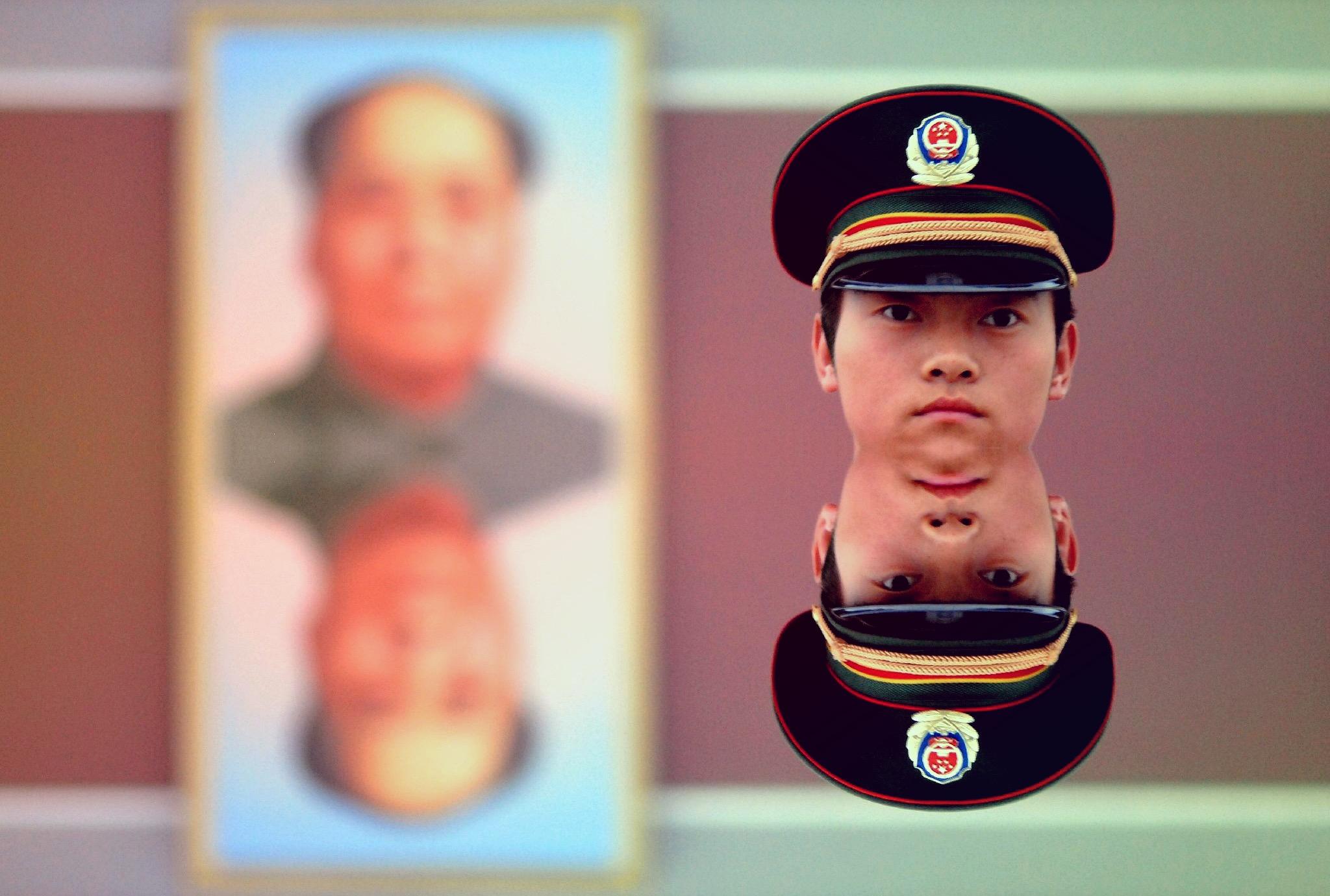Cina restrizioni media americani