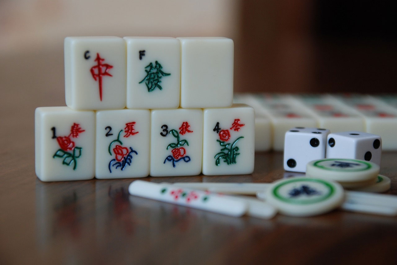 Il mahjong: come e quando è nato