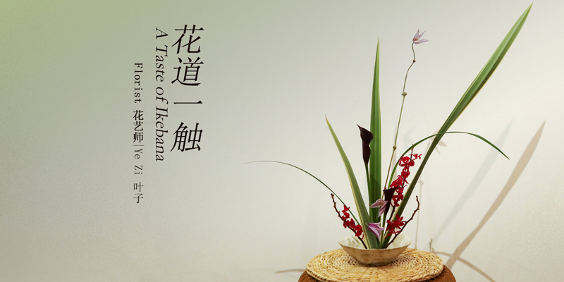 A Taste of Ikebana – Workshop