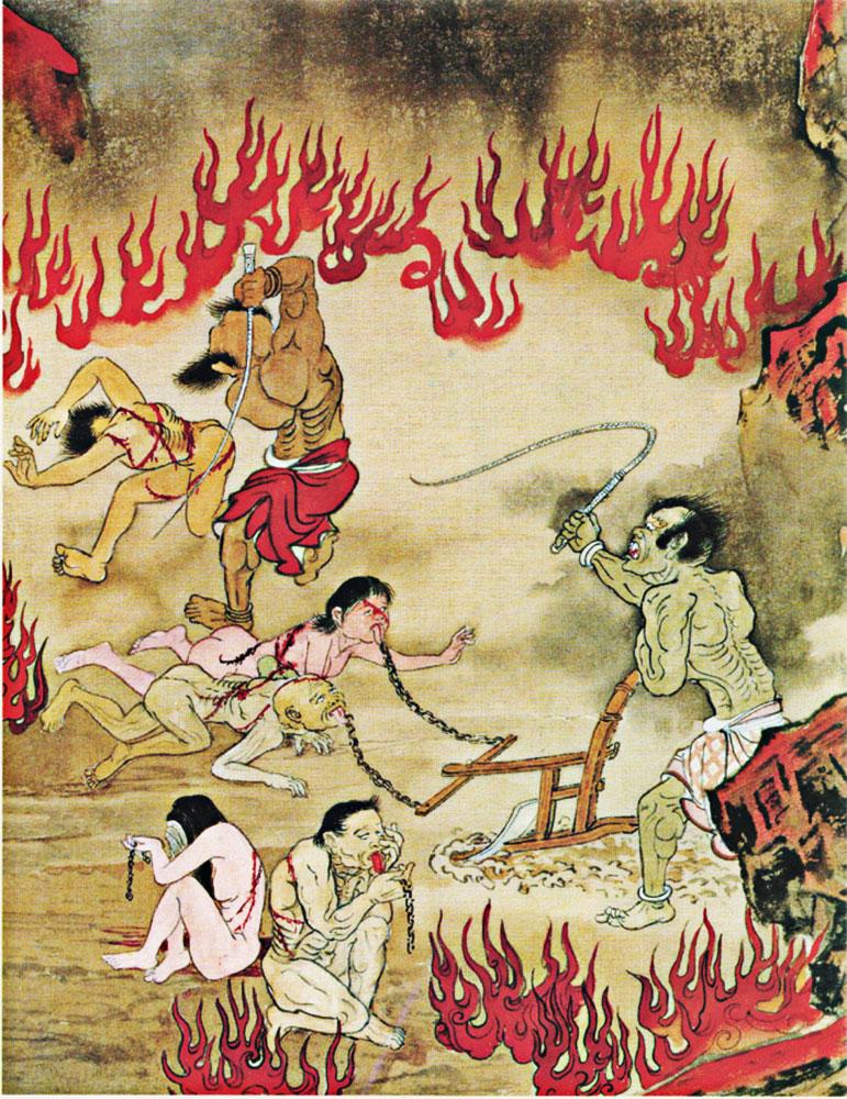 camera dei suicidi inferno cinese
