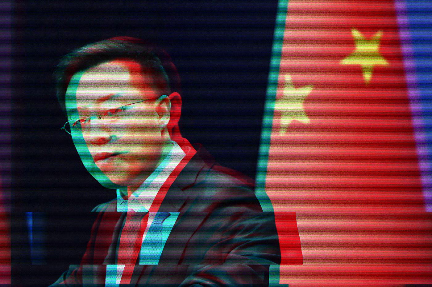 zhao lijian cina sanzioni boeing