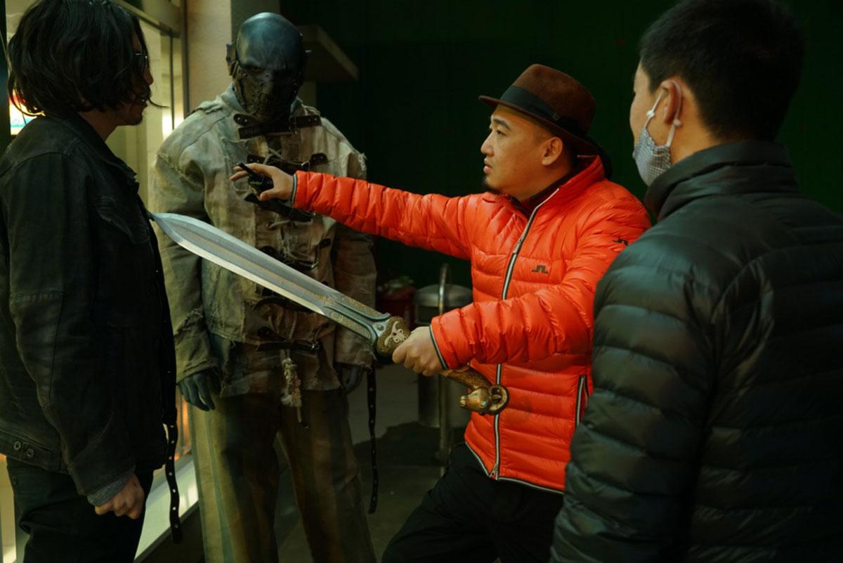 superme zhang chong intervista
