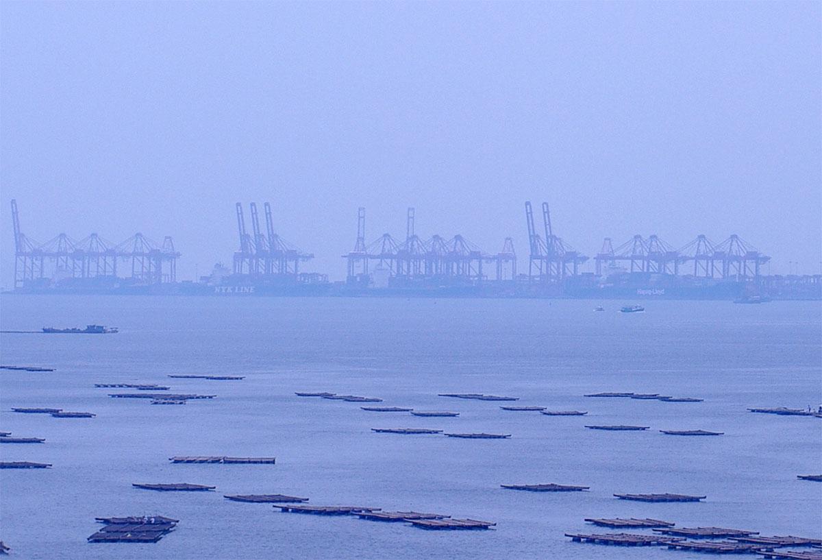 porto di shenzhen