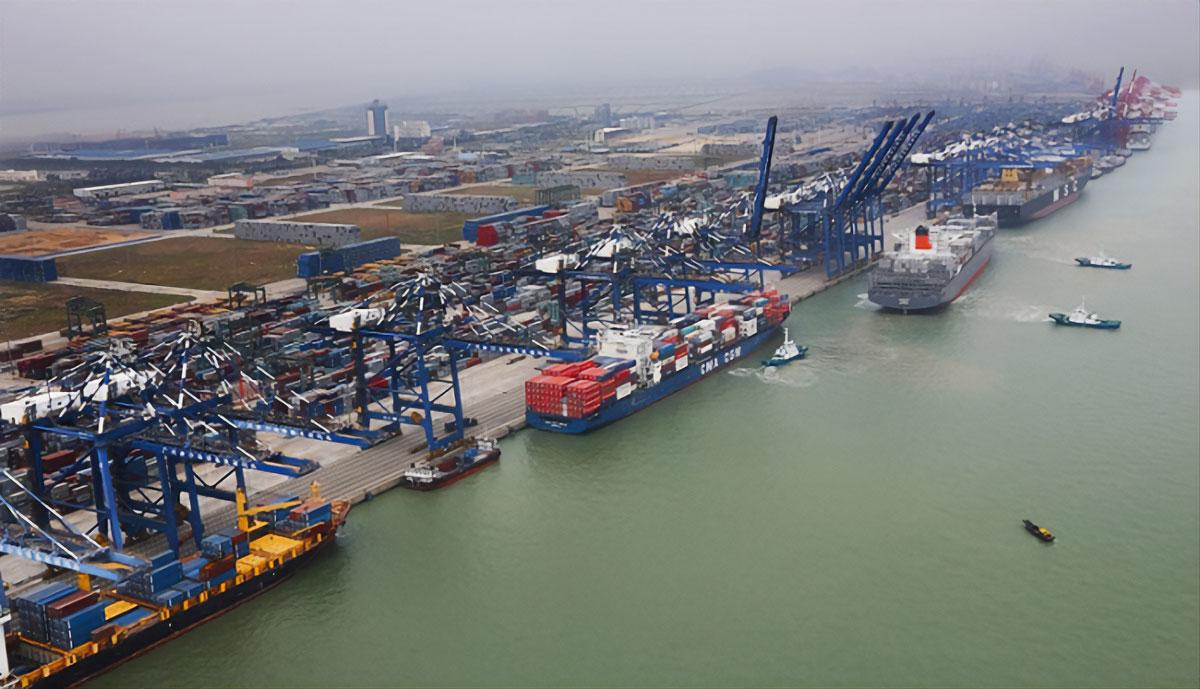 porto di guangzhou