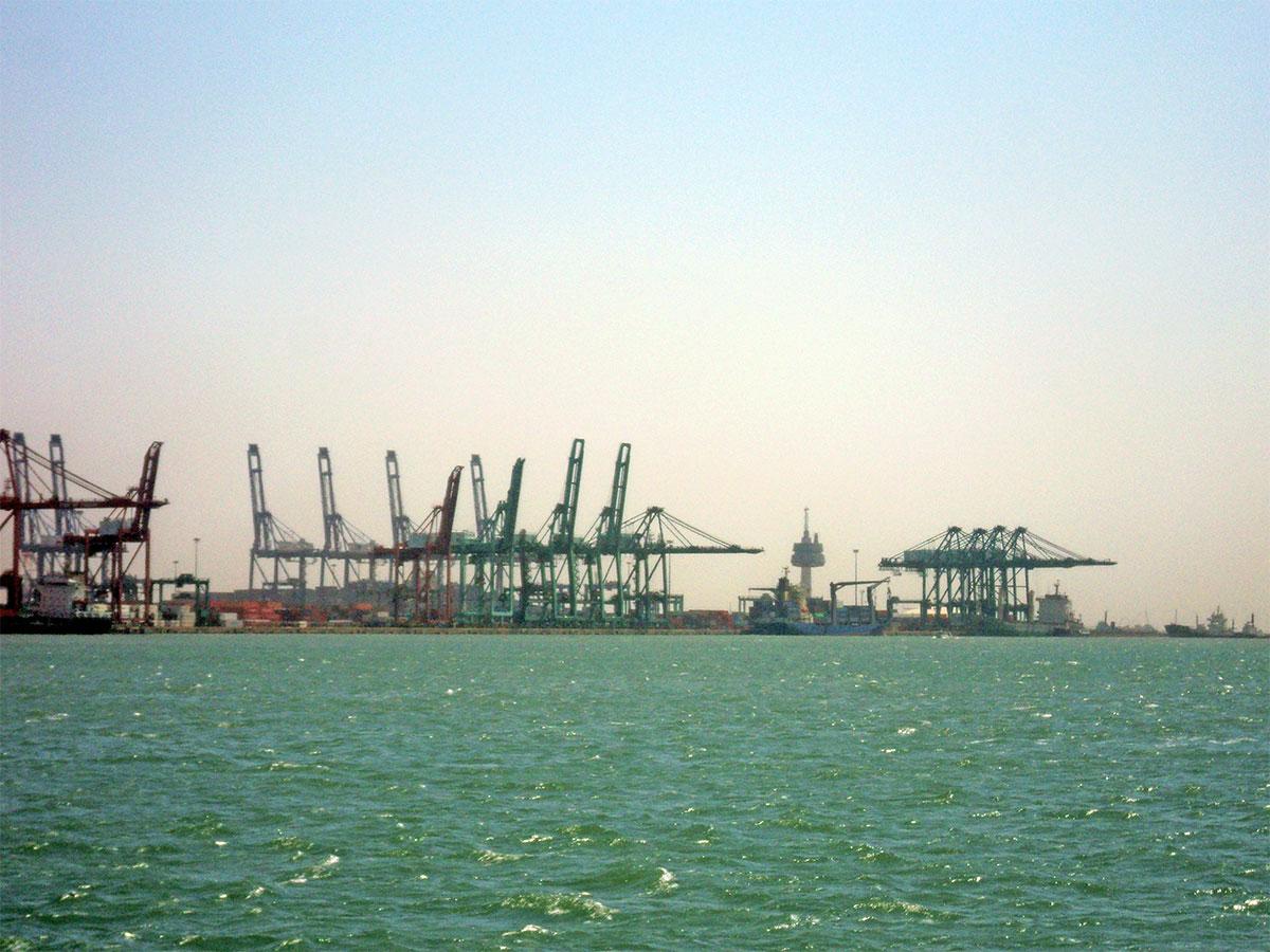 porto di tianjin