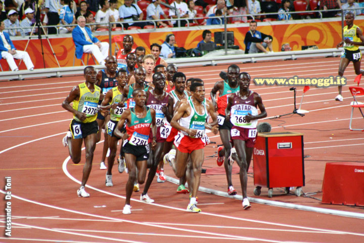 atletica-olimpiadi beijing 2008