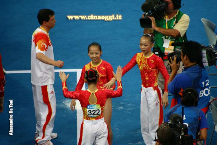 ginnaste-bambine beijing 2008
