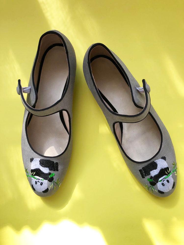 Denise Huang Suzhou Cobblers fashion design 5